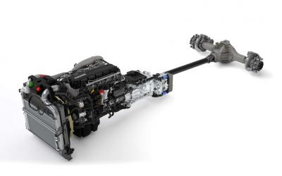 Los motores PACCAR MX 11 y MX13 de DAF te ofrecen más por menos